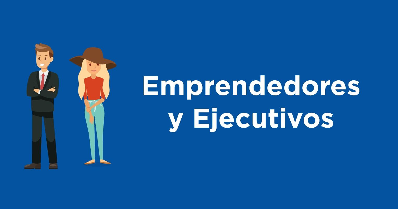 Se le recomienda tomar Bedoyecta +G a Emprendedores y Ejecutivos