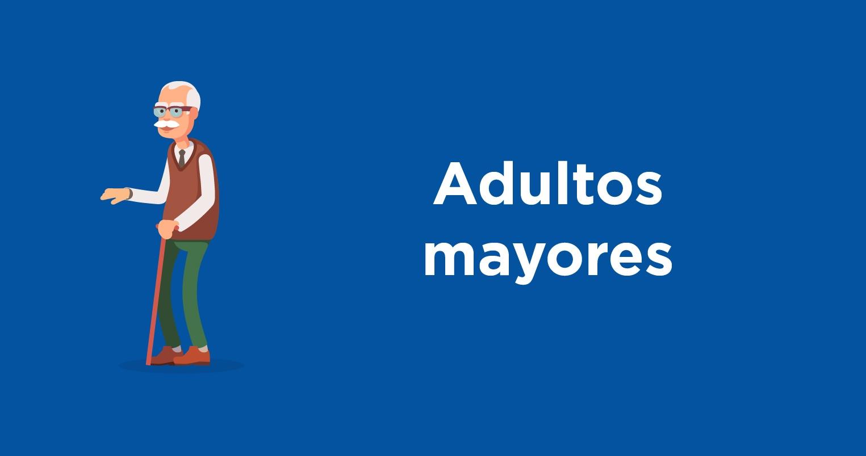 Se le recomienda tomar Bedoyecta +G a Adultos mayores