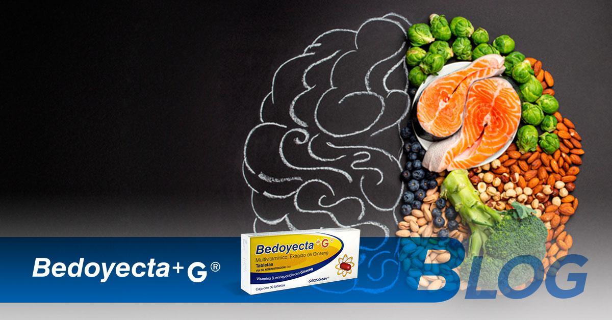 Alimentos que ayudan a la mente y concentración; si comes bien, tu mente estará fresca