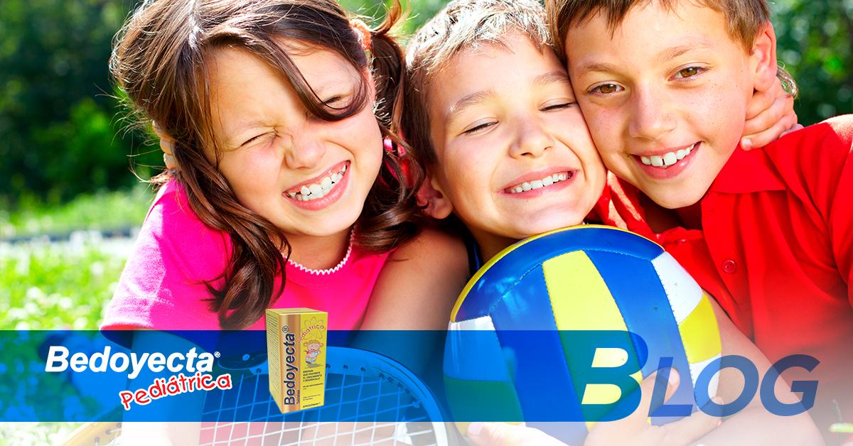Bedoyecta_Blog_Como impulsar un rendimiento optimo en los niños deportistas