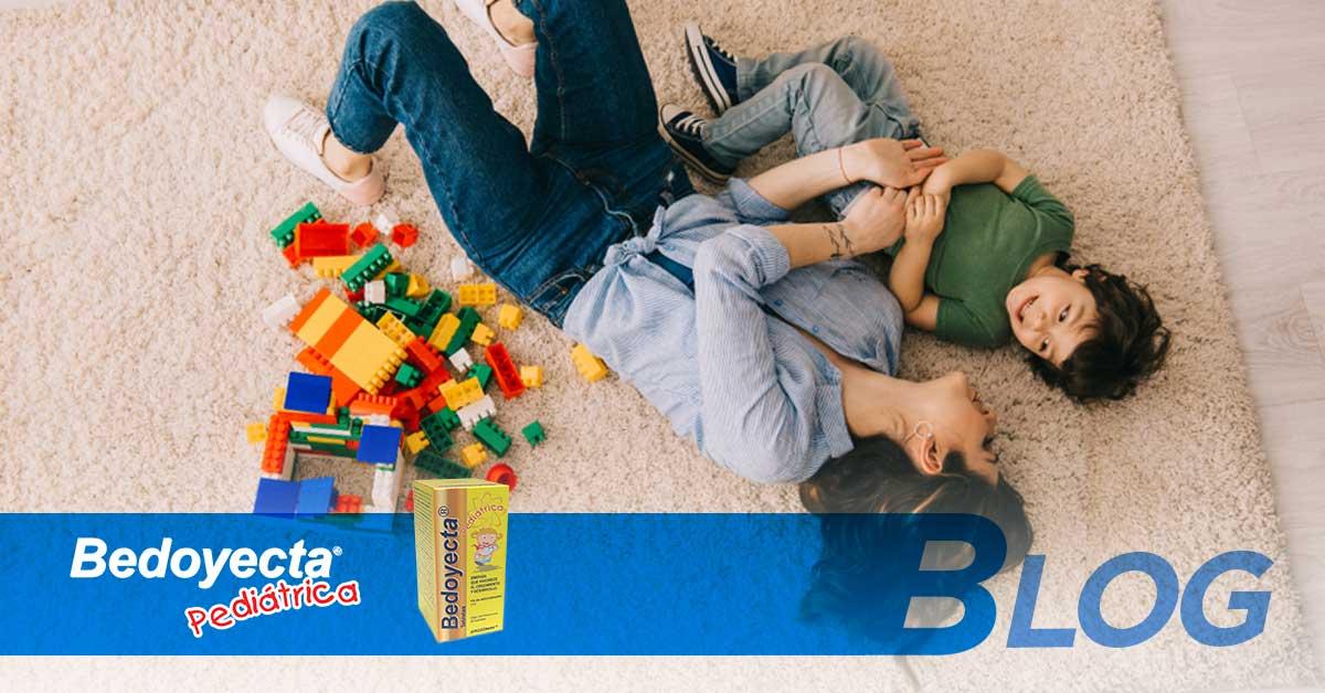Bedoyecta_Blog_Divertidas actividades para jugar con tus hijos sin salir de casa