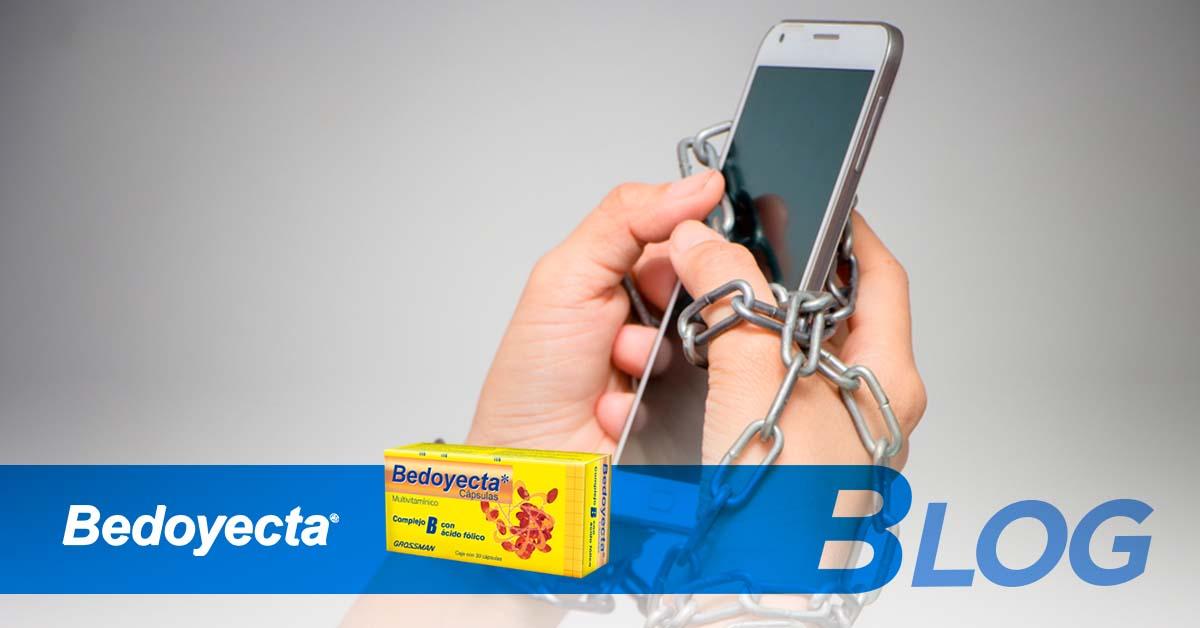 Si te duelen las manos por usar el celular, el complejo B te ayuda