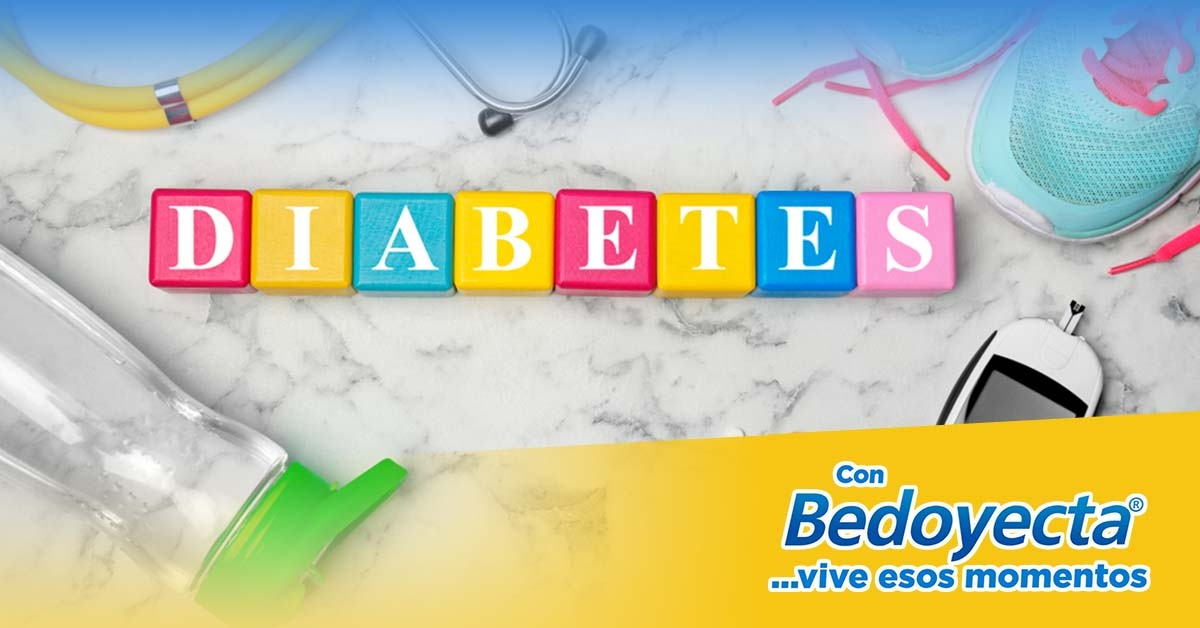 ¿Es Bedoyecta recomendable para diabéticos?