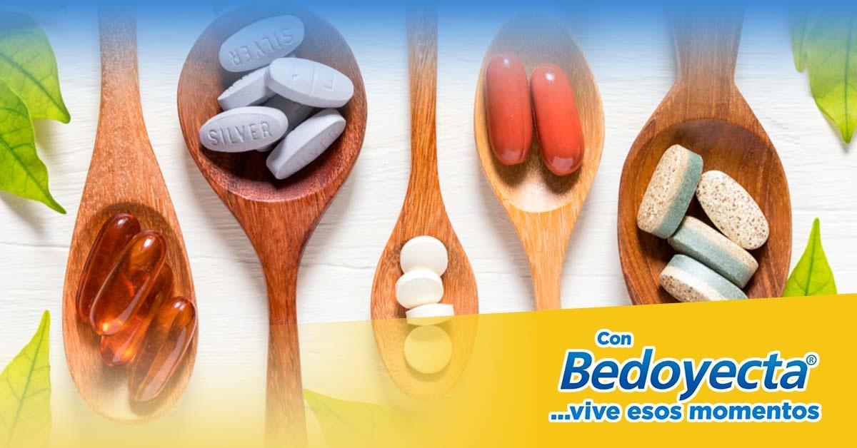 Los mitos sobre las vitaminas