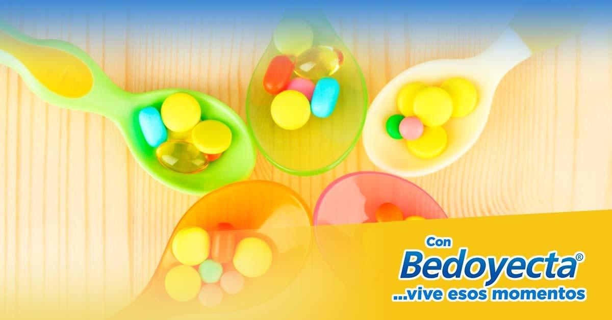 ¿Qué vitaminas son necesarias para los niños y su desarrollo?